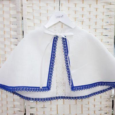 Mėlyna krikšto skraistė