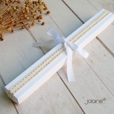 Krikšto žvakės dėžutė